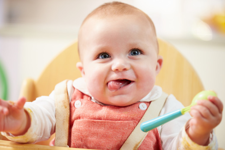 Kleinkindernährung