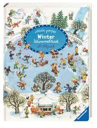 Ali Mitgutsch: Winter Wimmelbuch