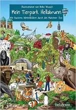 Tierpark München Wimmelbuch