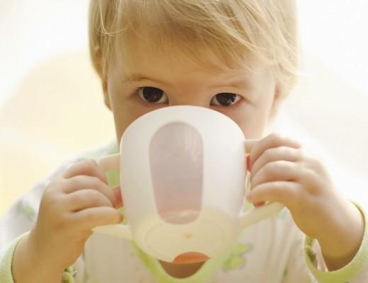 Wasser für Kleinkinder