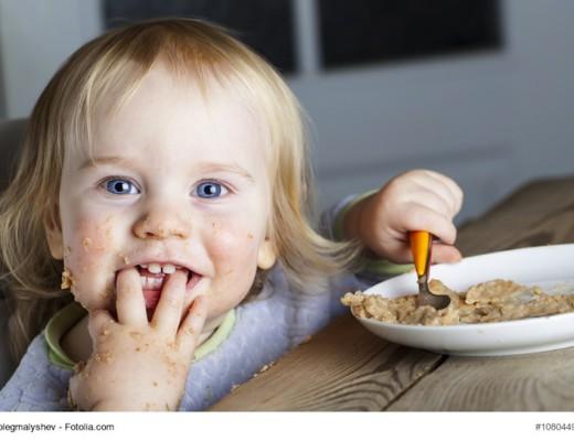 Müsli für Kleinkinder