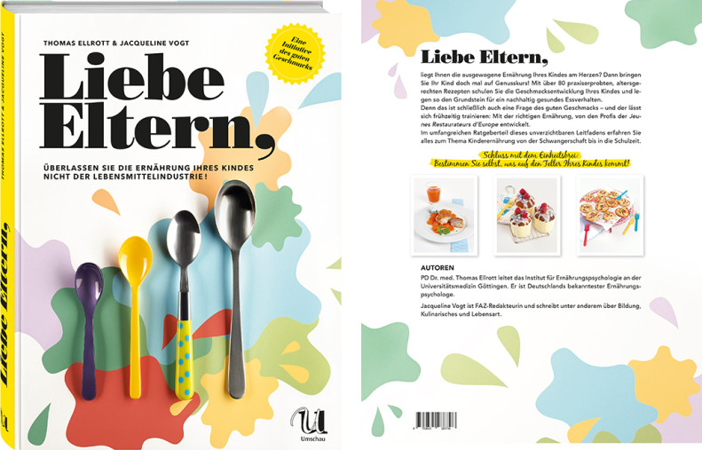 Kochbuch für Eltern