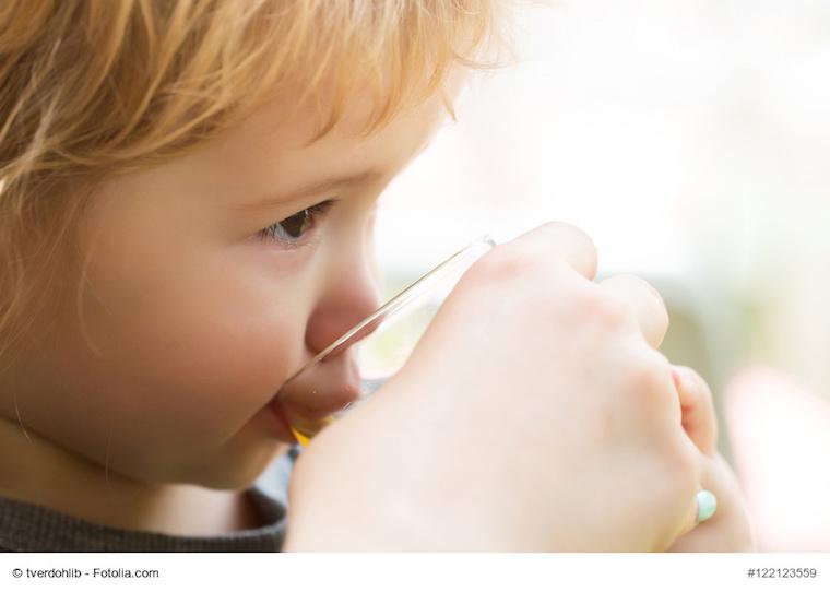 Saft für Kleinkinder