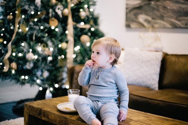Weihnachten mit Kleinkind