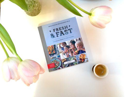 Kochbuch Fresh & Fast