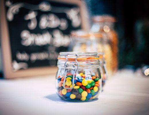 Süßigkeiten für Kleinkinder