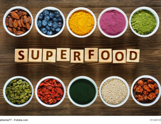 Superfood für Kleinkinder