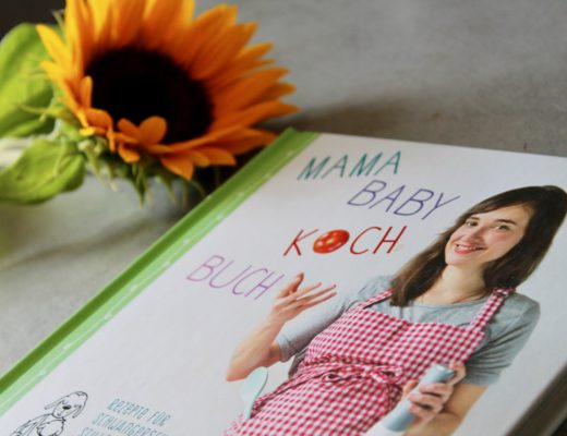 Cover des Mama-Baby-Kochbuch